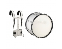 Marching Bass Drum 26 inch by 12 inch with harness